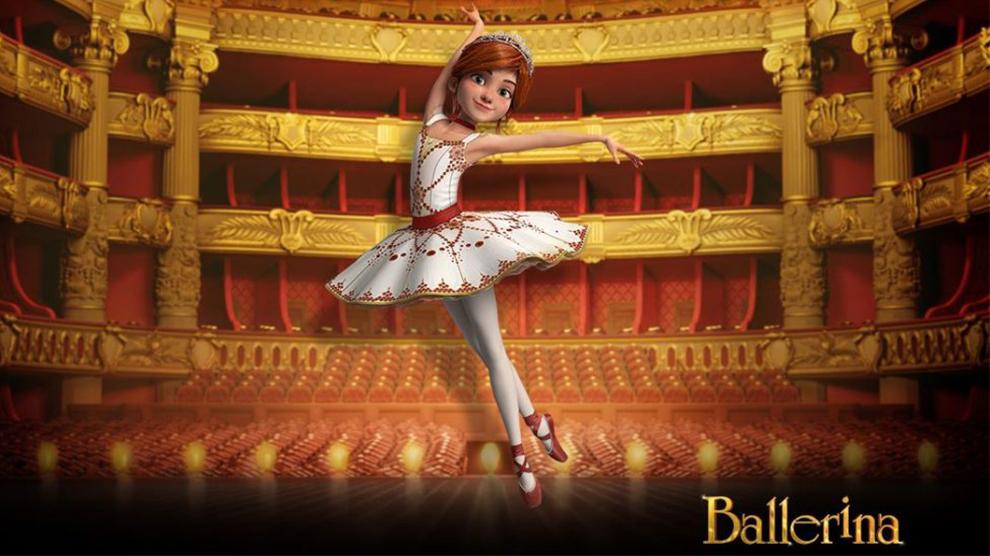 Quot ballerina il film mai rinunciare ai propri sogni dal