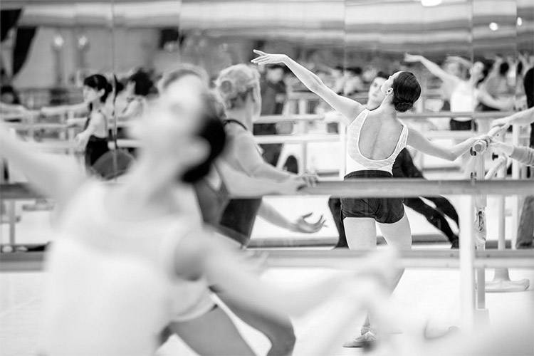 Ballett der Oper Graz
