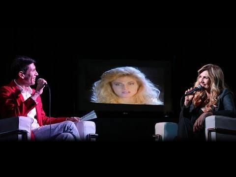 "Ultimo appuntamento del ""Novara Dance Experience"": Francesco Borelli intervista Lorella Cuccarini"
