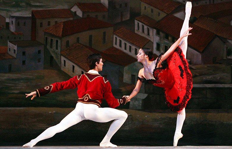 1 – LUGLIO – Ballet Nacional de Cuba 1