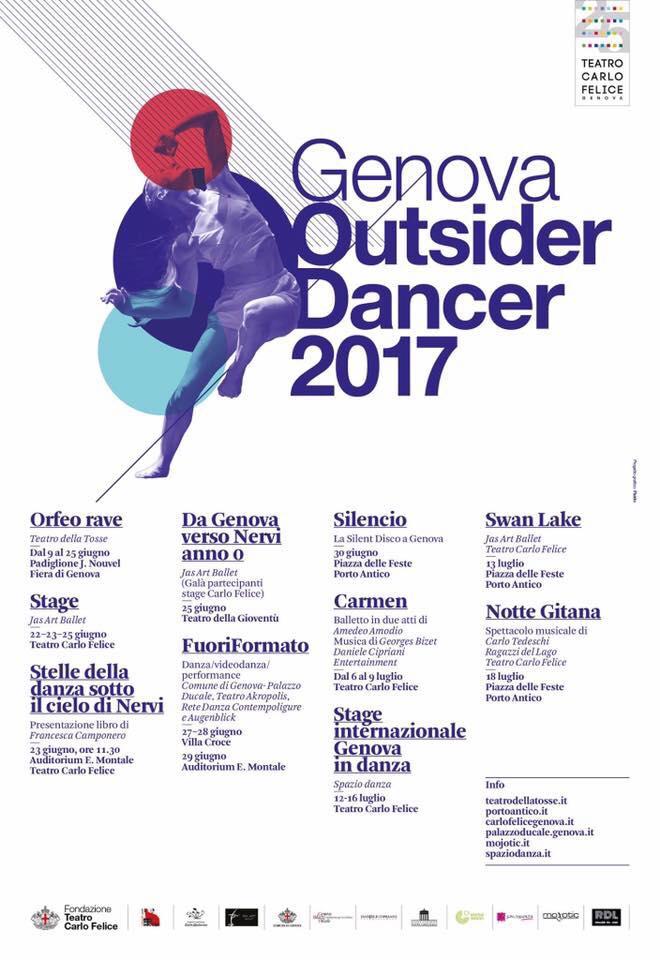 Genova Outsider Dancer