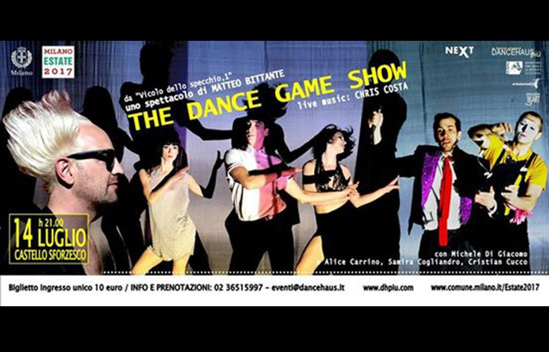 The Dance Game Show