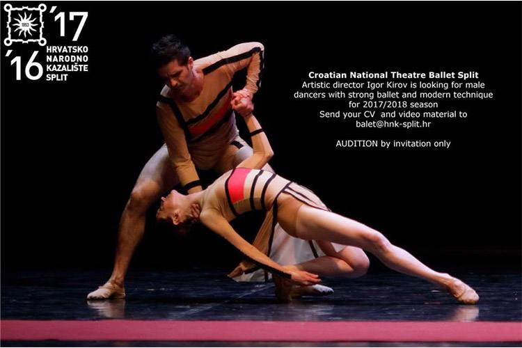 Croatian National Ballet