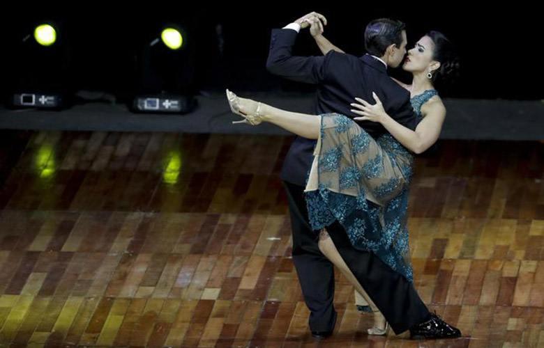 Musica: coppia italiana seconda a 'mundial' tango Baires