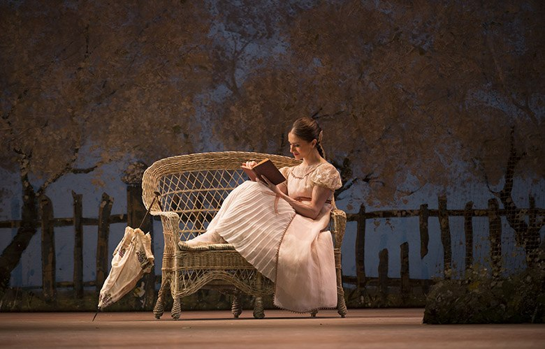 ONEGIN; The Royal Ballet,