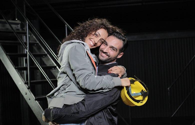 Valeria Belleudi e Lorenzo Tognocchi 3 Flashdance