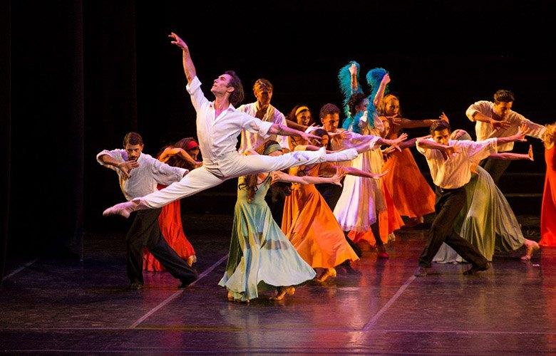 ZORBA IL GRECO © foto Luciano Romano/Teatro di San Carlo