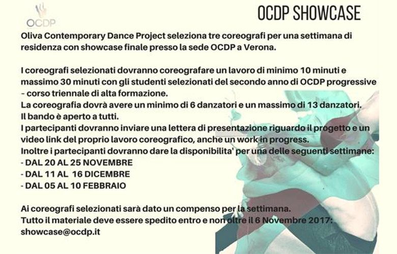 OCDP-audition