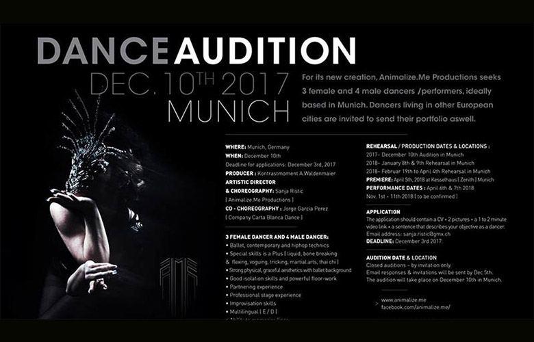 auditionmunich