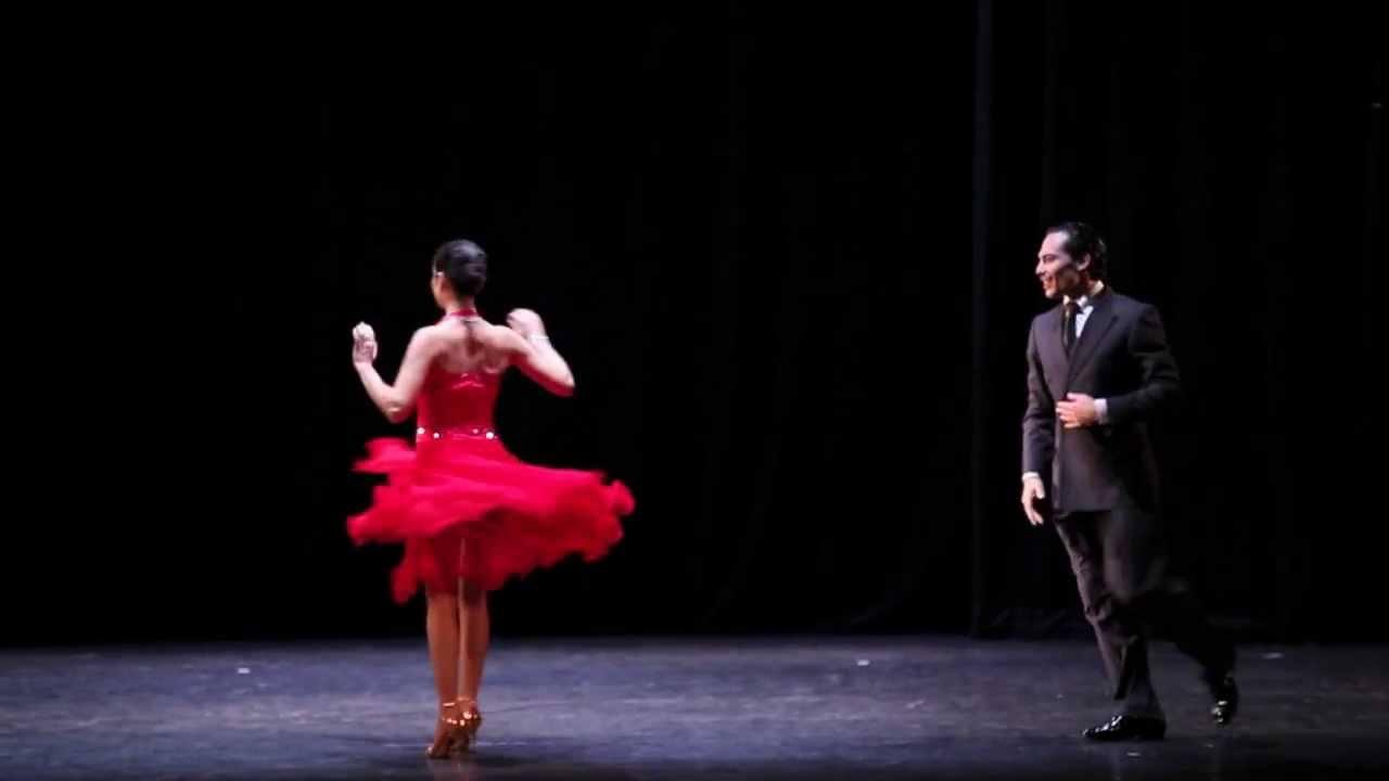 Tango Vals, un tre quarti molto particolare