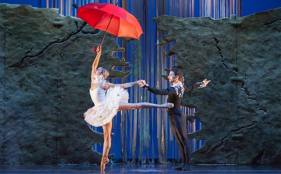 Lo Schiaccianoci Balletto diRoma