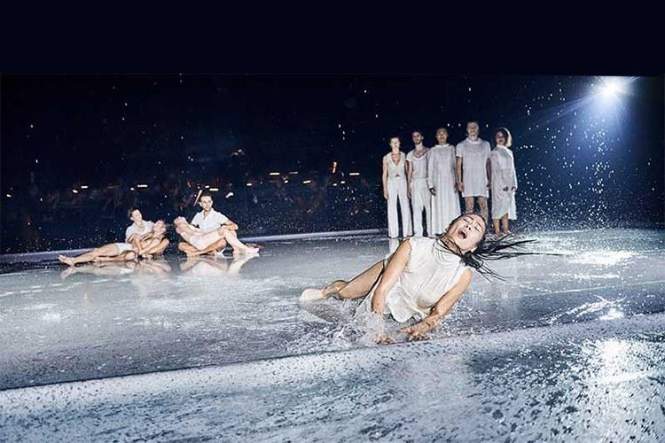 compagnia di danza del Teatro Bielefeld