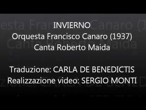 Vittoria Maggio ci racconta l'inverno a passo di tango nella poesia del grande Cadicamo