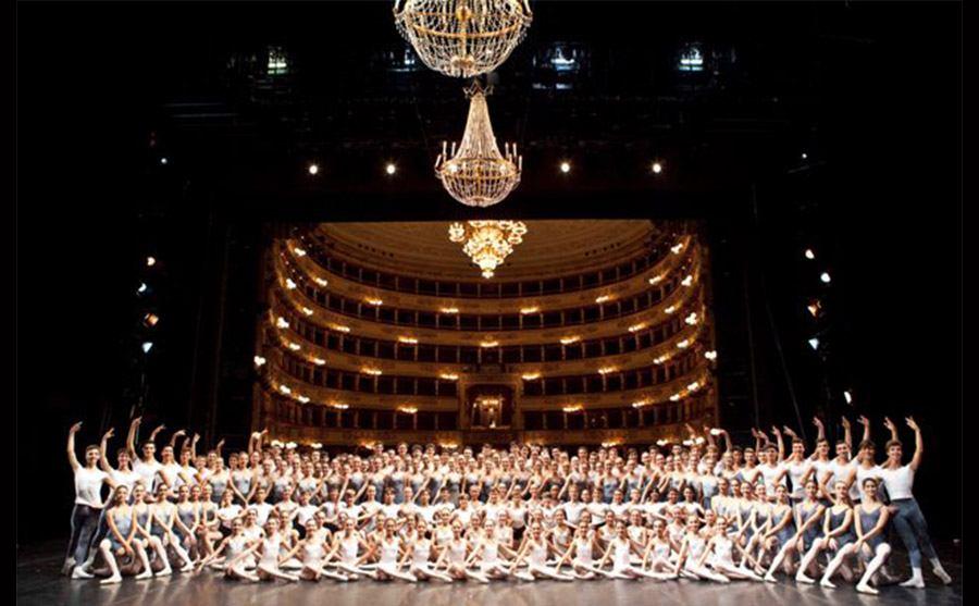Calendario Teatro Alla Scala.Bando Per L Ammissione Ai Corsi Della Scuola Di Ballo