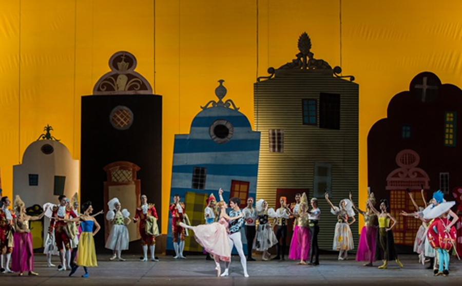 Resultado de imagen de teatro opera blanche neige