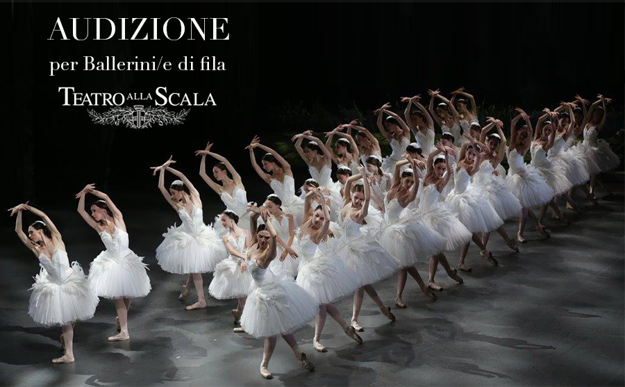 La Fondazione Teatro alla Scala indice una selezione per