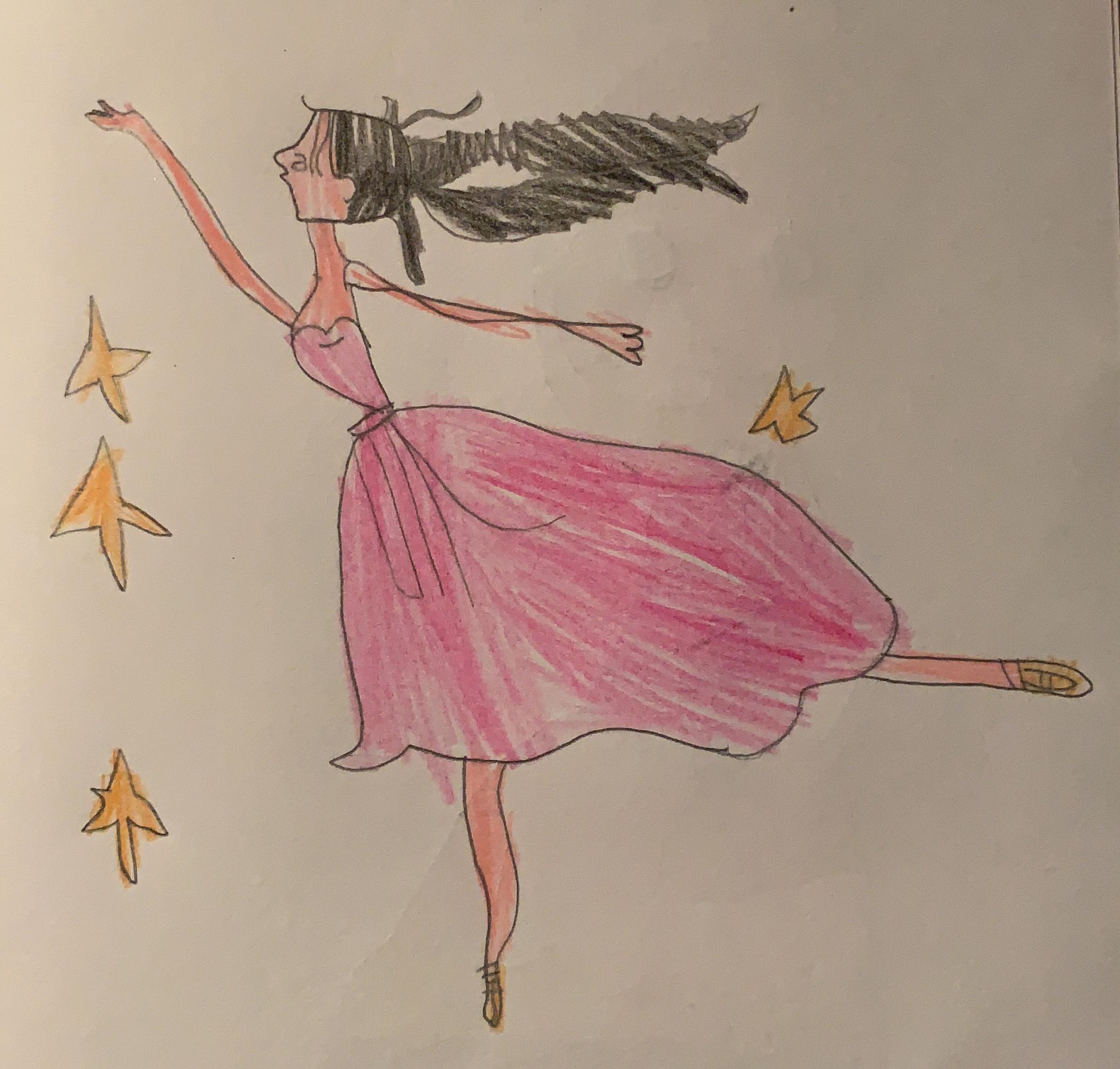 Caterina – Scuola di danza Il Cigno Nero, Vallecrosia (IM)