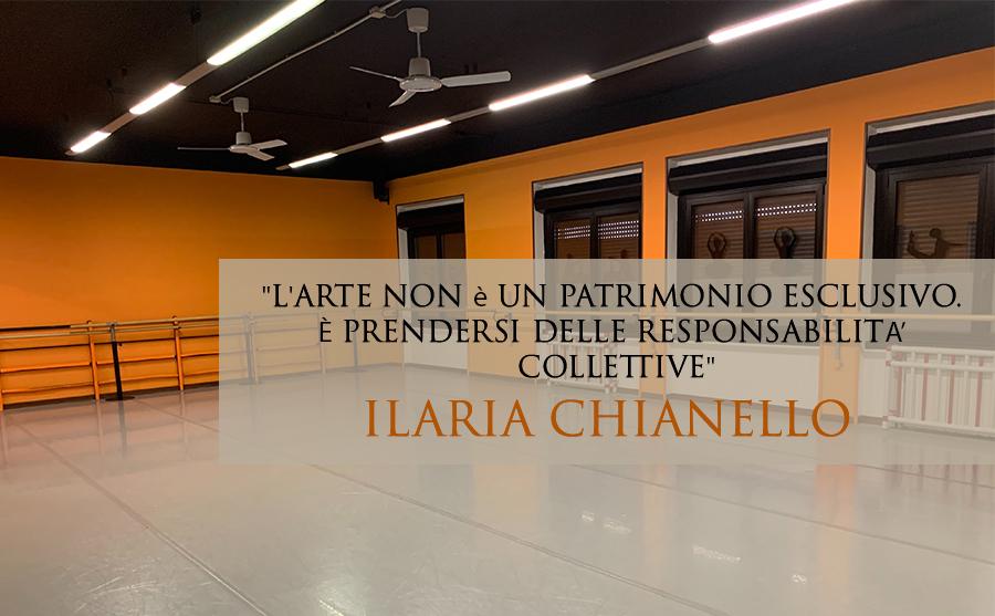 Ilaria Chianello sala