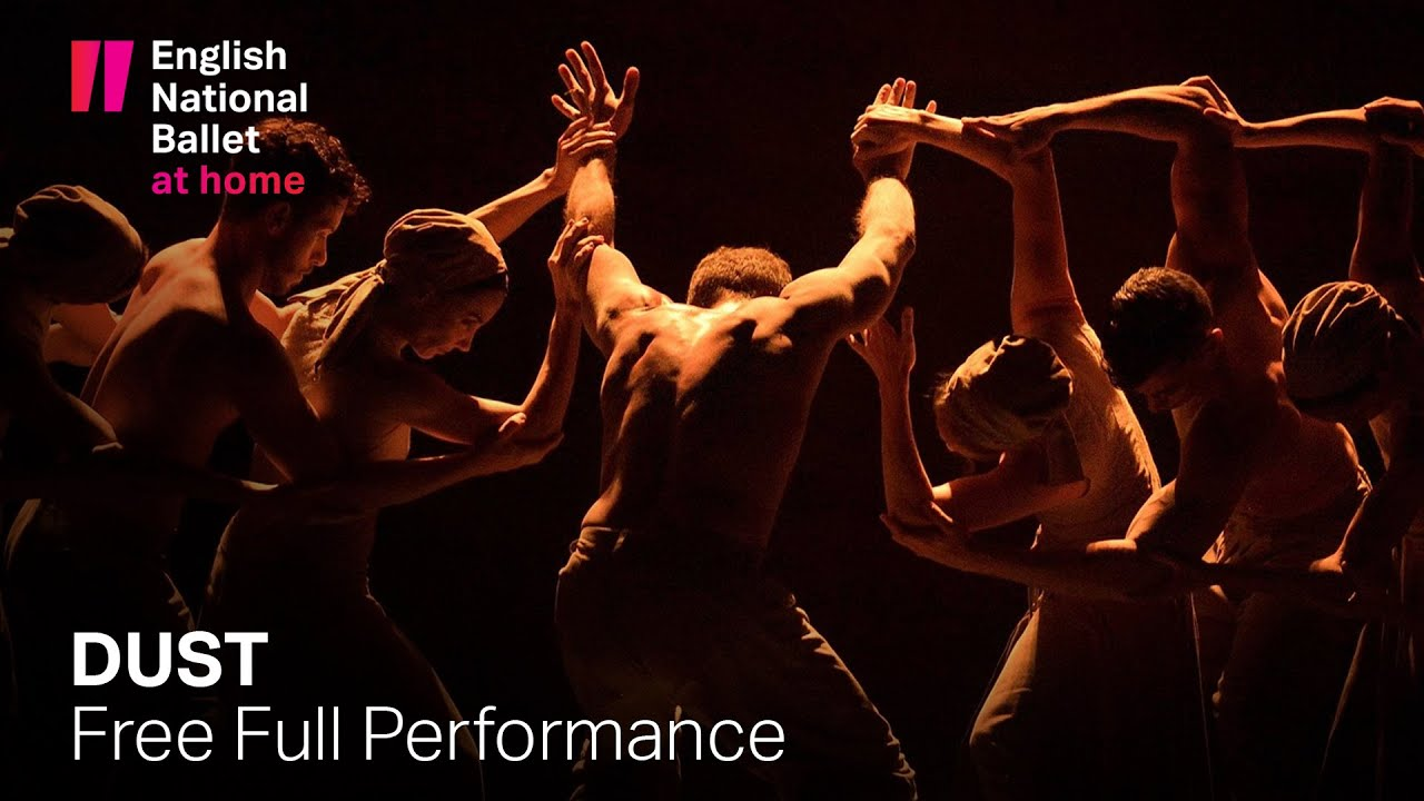 "Domani, l'English National Ballet manderà in onda ""Dust"" di Akram Khan con Tamara Rojo"