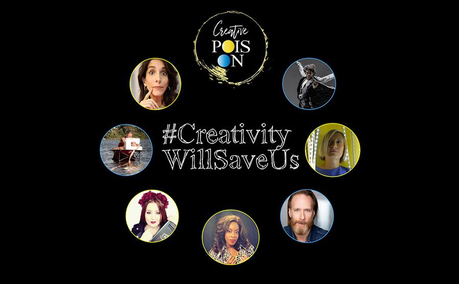 #creativitywillsaveus