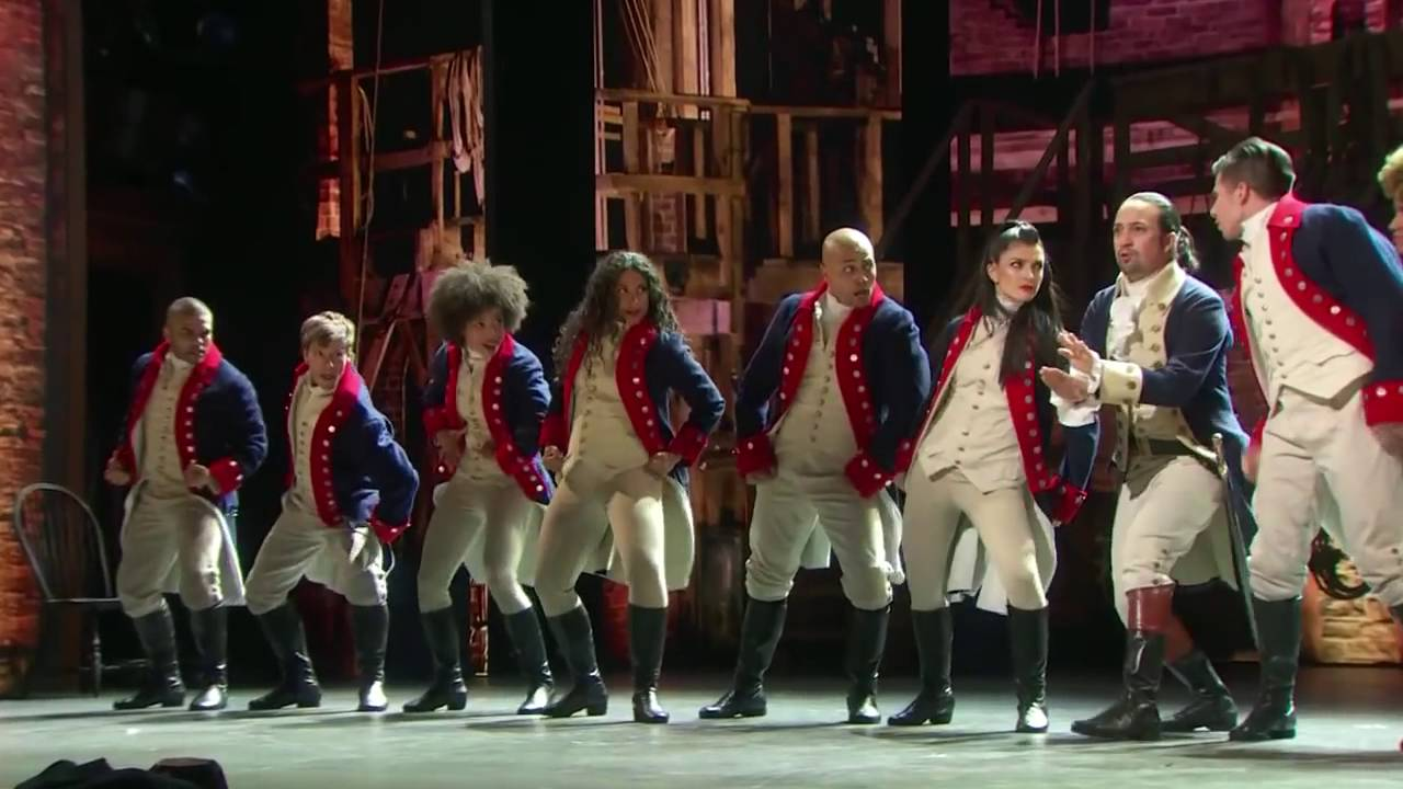 """Il musical di Broadway """"Hamilton"""" disponibile su Disney Plus a partire dal 3 luglio"""