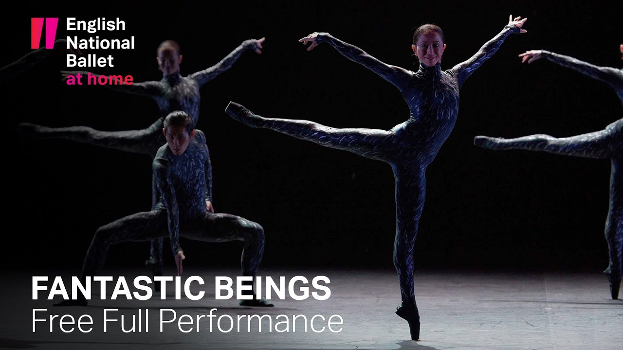 "Online sul canale Youtube dell'English National Ballet, ""Fantastic Beings"" – link nell'articolo"