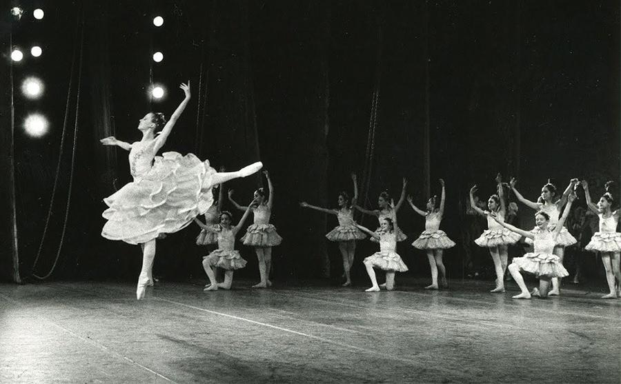 All Balanchine Programme