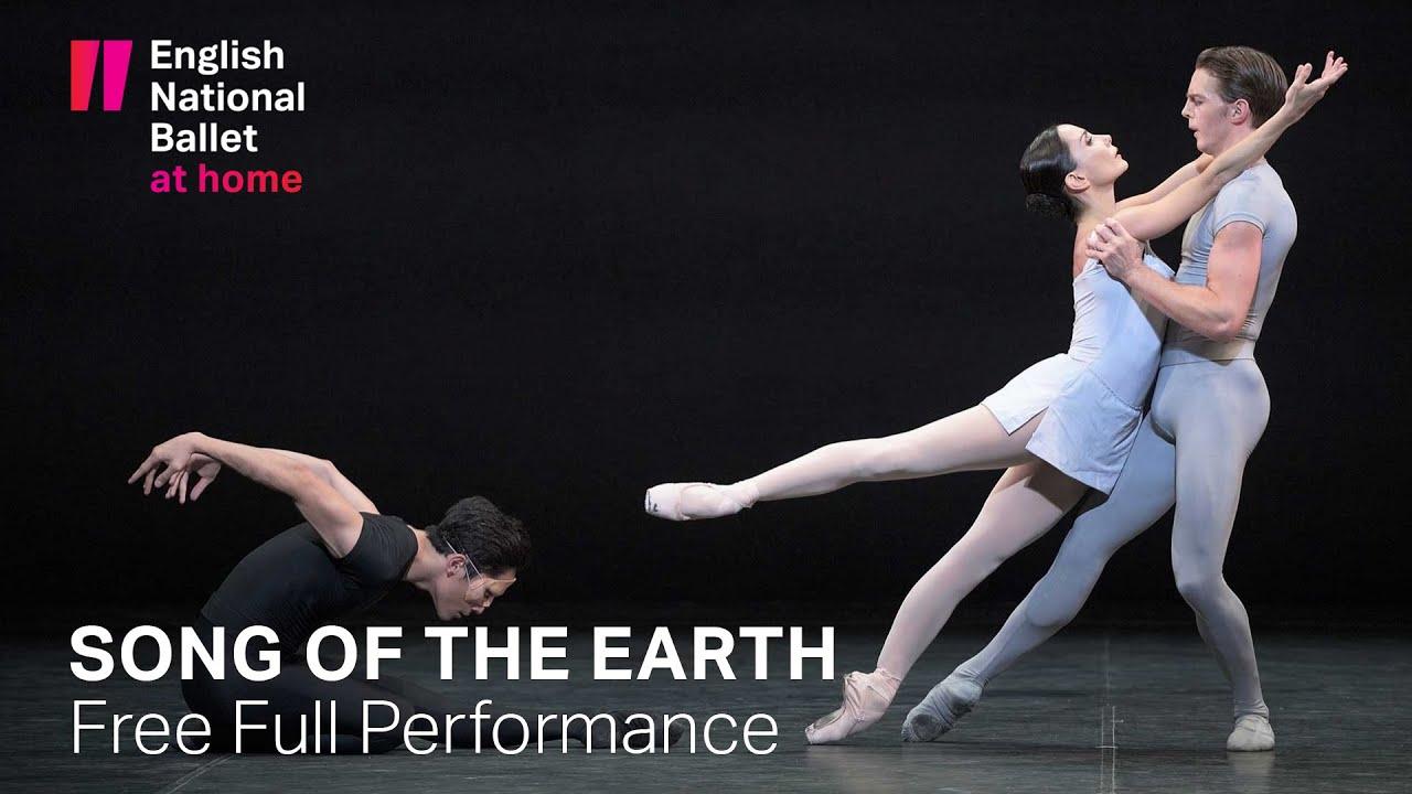 "Il 17 giugno, sul proprio canale YouTube, L'English National Ballet propone ""Song of the Earth"""