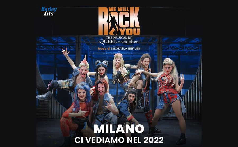 we will rock you 2022