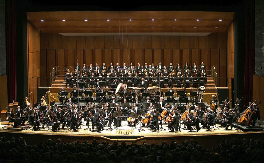99 Orchestra e Coro Teatro Carlo Felice 2014