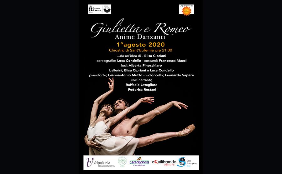 Giulietta e Romeo locandina