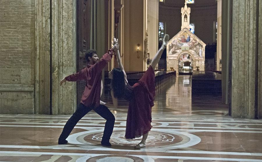 danzando per assisi