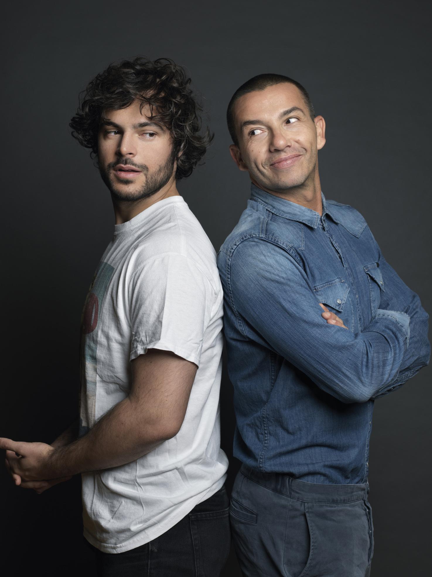Guglielmo e Diego@BARRACO