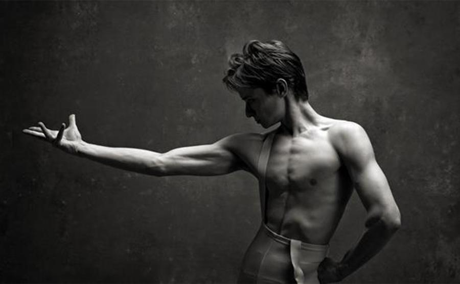 Daniil simkin NYC Dance Project