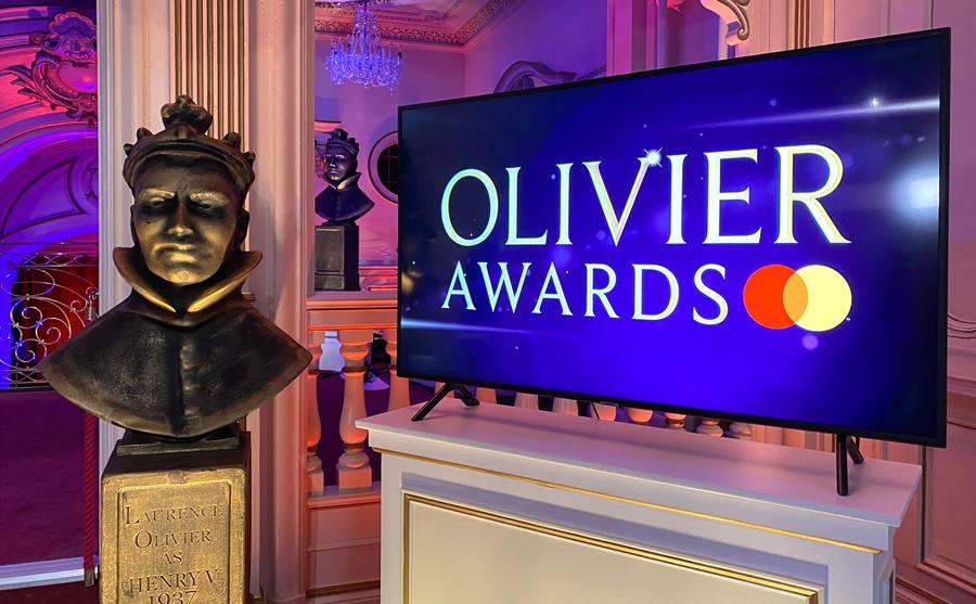 olivier awards 2020