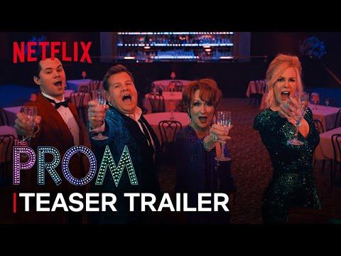 """The Prom"": Meryl Streep, Nicole Kidman, Kerry Washington nel primo trailer ufficiale"