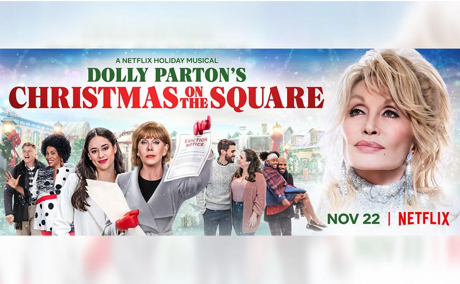 Natale in città con Dolly Parton