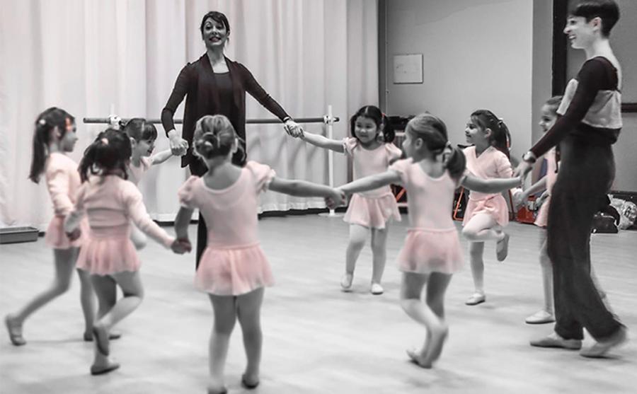 bimbe danza