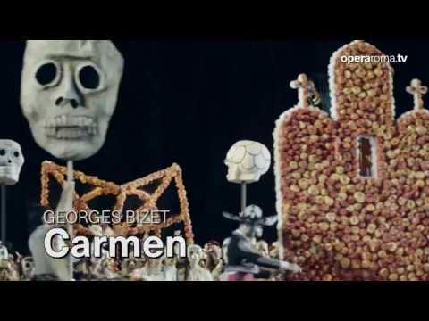 """Il Teatro dell'Opera di Roma propone, per Teatro digitale, il balletto """"Carmen"""""""