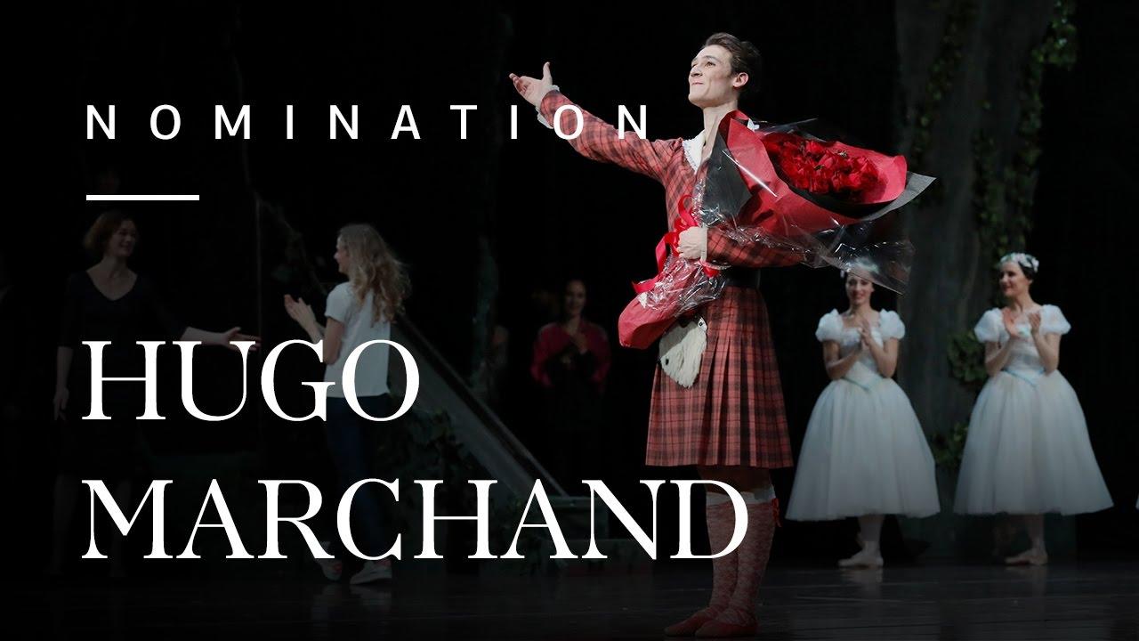 """Hugo Marchand: """"La danza? Un amore folgorante"""""""