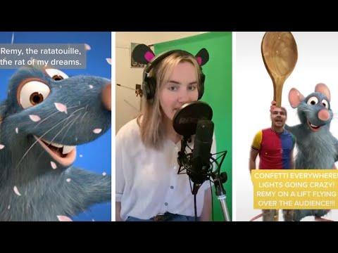 """Ratatouille: The Musical"" da TikTok a Broadway"