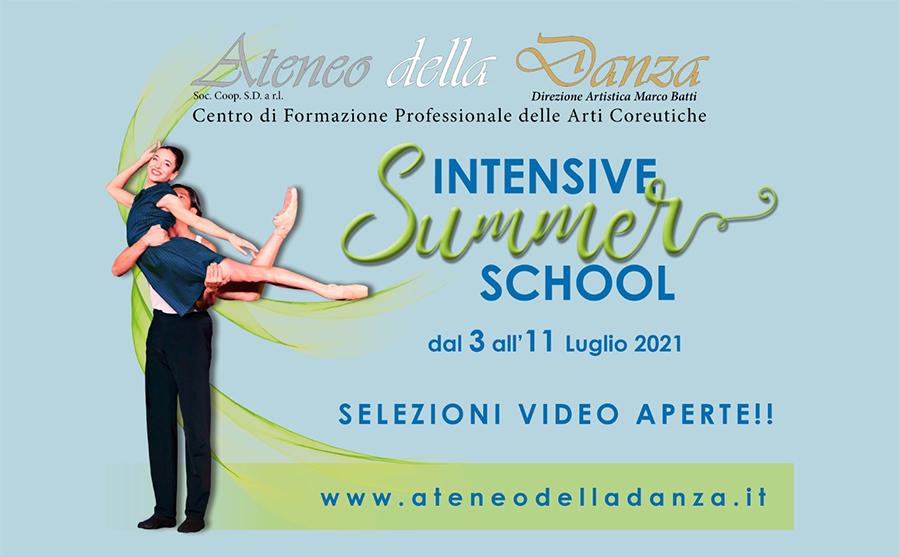 ateneo della danza summer school