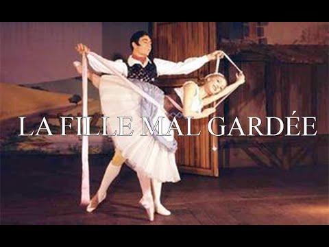 I grandi balletti a cura di Serge Manguette: La fille mal Gardée