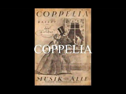 I GRANDI BALLETTI: COPPELIA di Serge Manguette