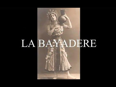 I GRANDI BALLETTI: La Bayadere di Serge Manguette