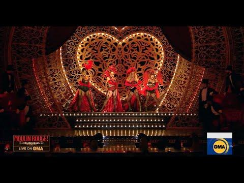 """SonyaTayeh racconta la storia di """"Moulin Rouge!"""" con le sue coreografie"""