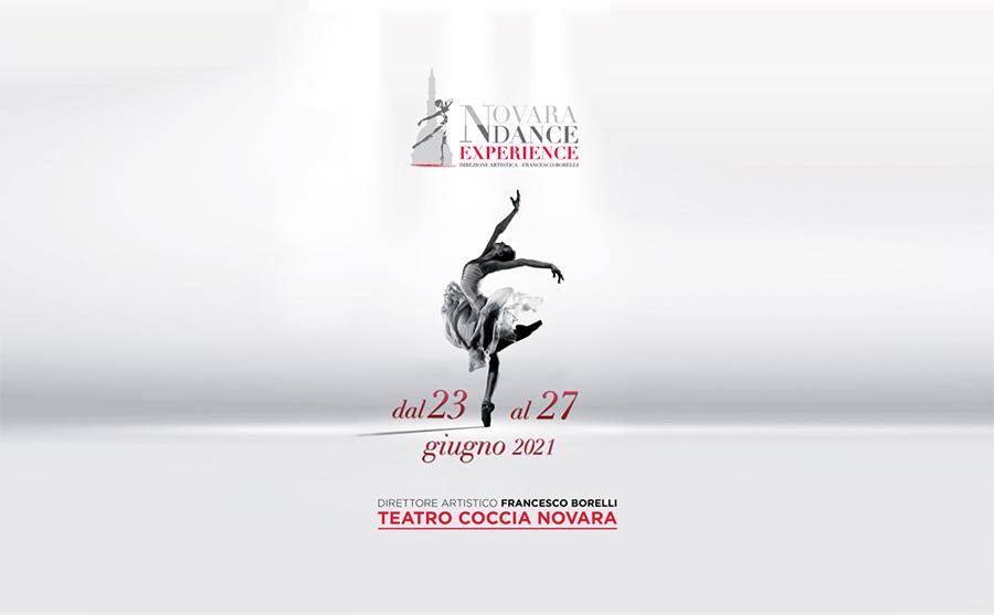 Novara Dance Experience copertina DHN