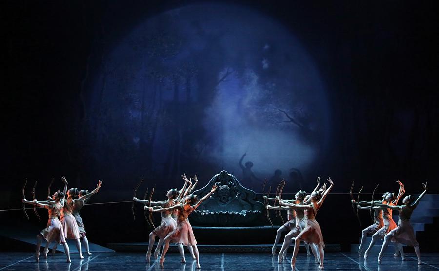 Sylvia ph Brescia e Amisano ©Teatro alla Scala