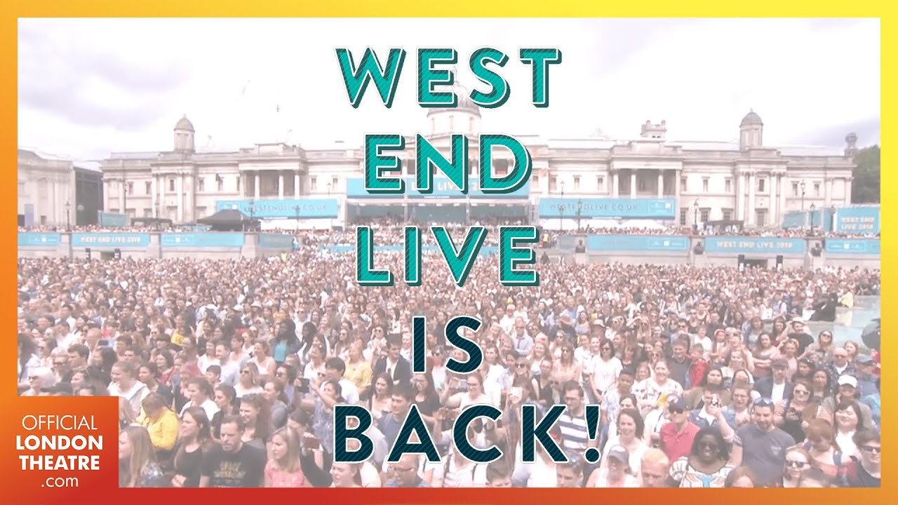 Torna il West End LIVE